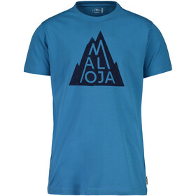 Maloja ChristianM. T-Shirt Heren, river